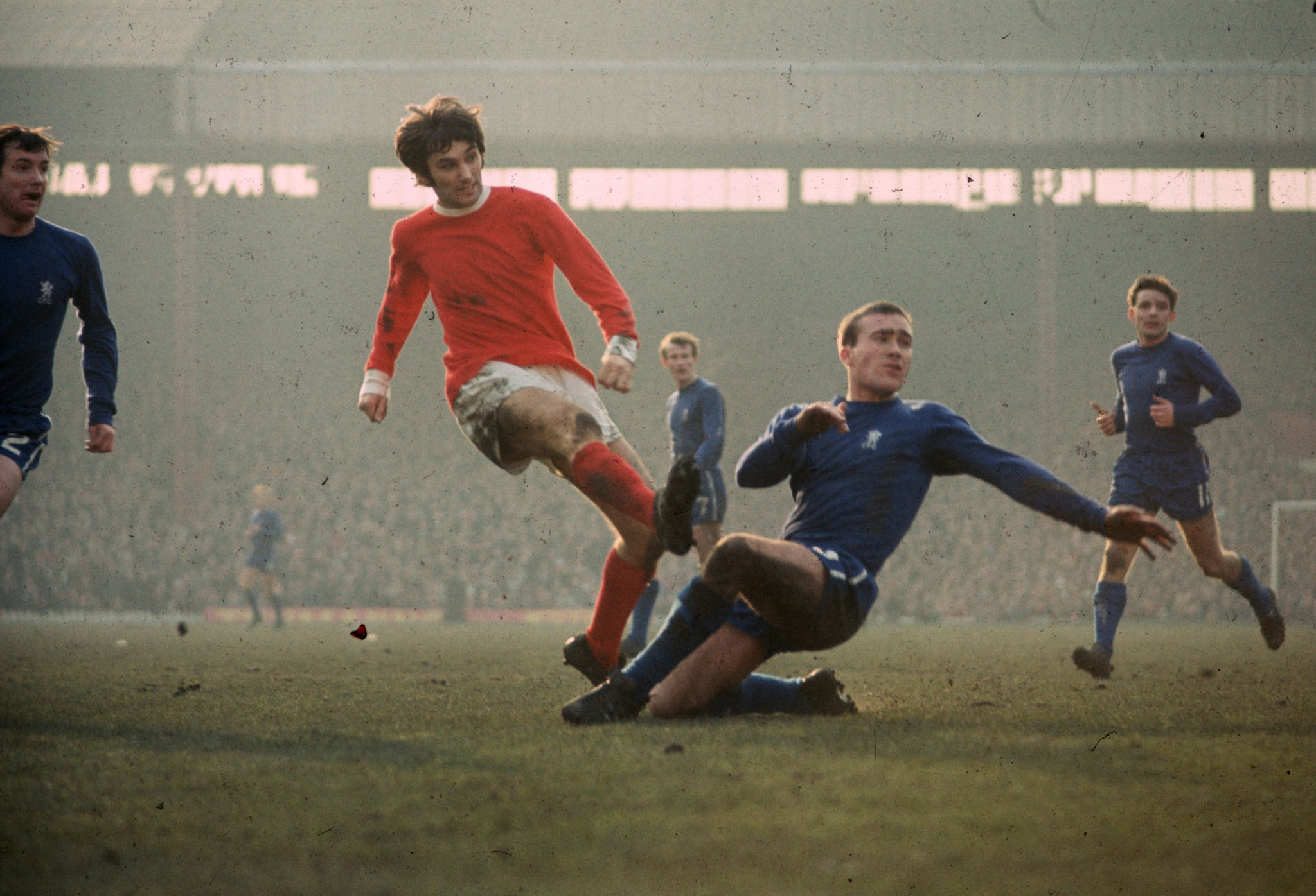 """George Best """"little black book"""" sold at auction"""