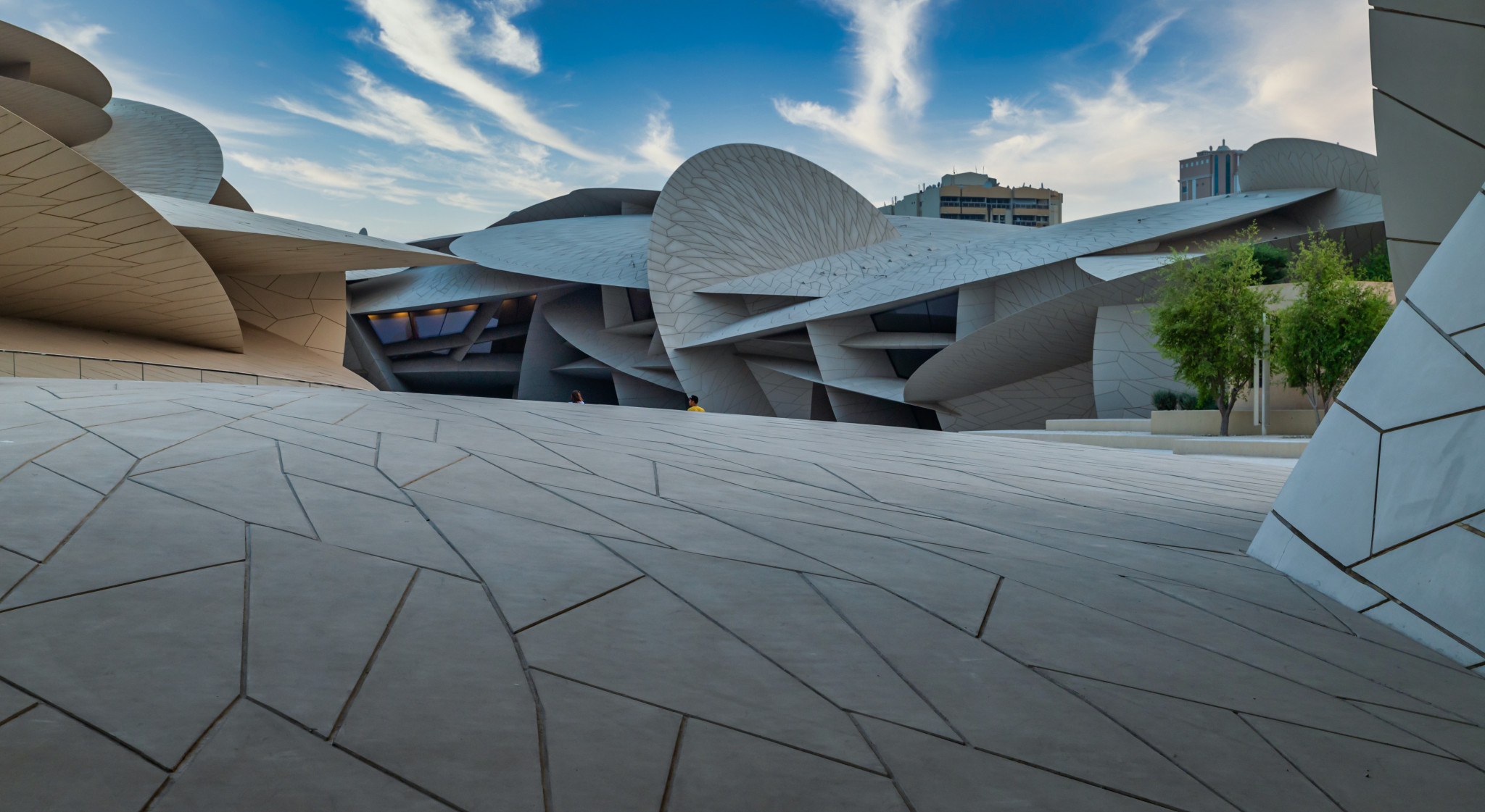 The Qatar National Museum is among the potential tourist hotspots highlighted  ©Doha 2030