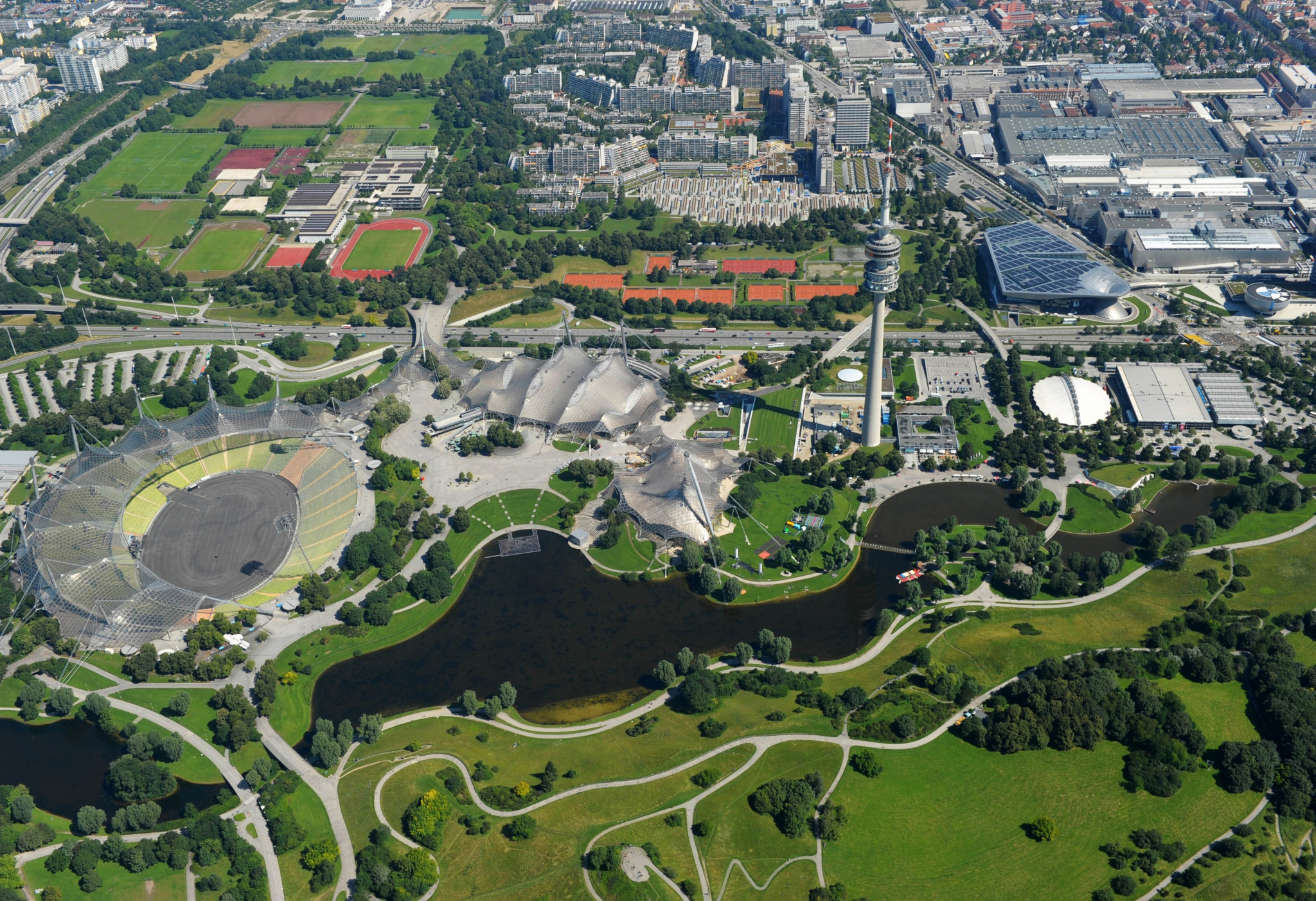 Study to assess impact of building project on Munich Olympiapark UNESCO World Heritage application