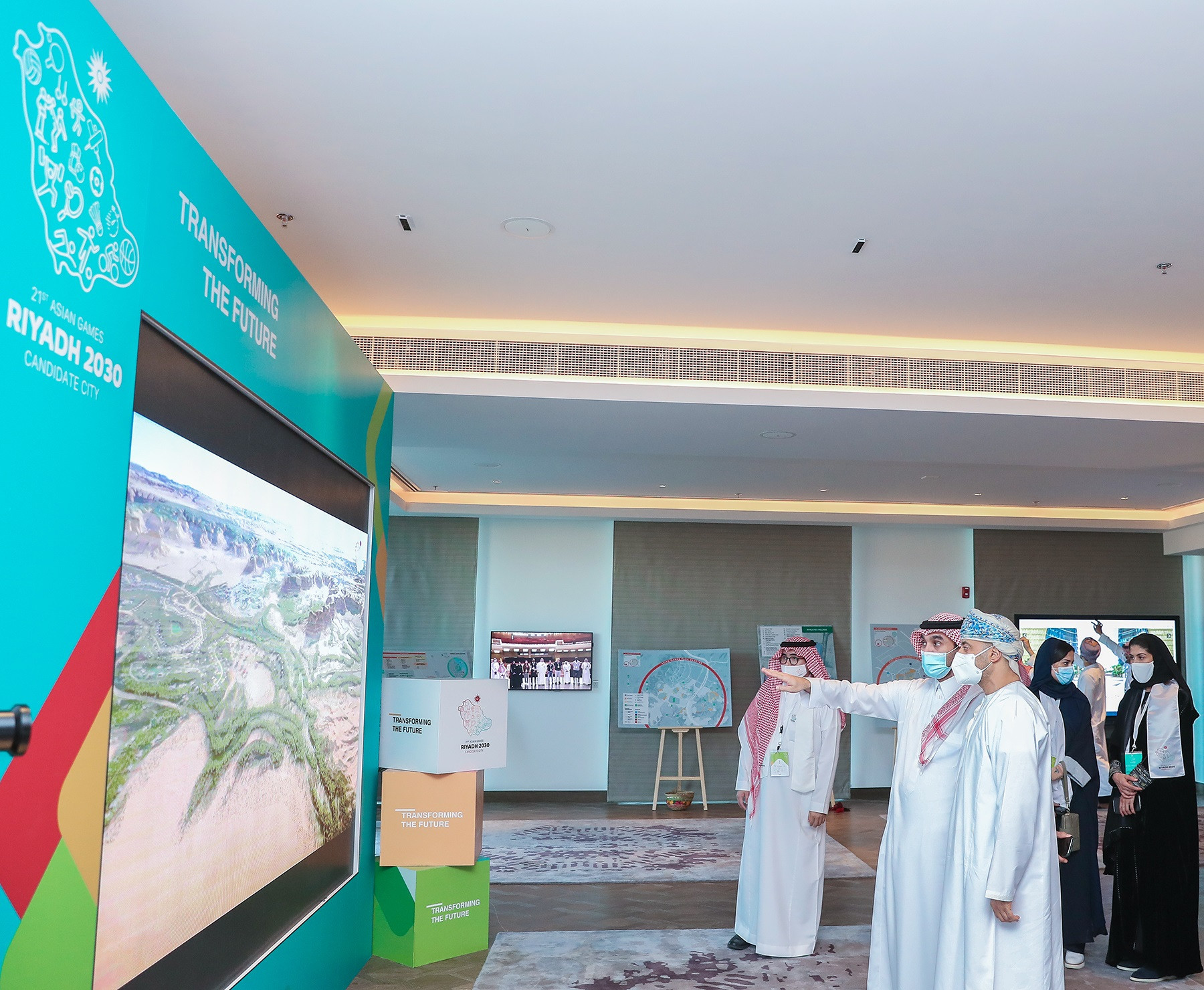 Riyadh's bid to stage 2030 Asian Games supported by 91 per cent of Saudi population