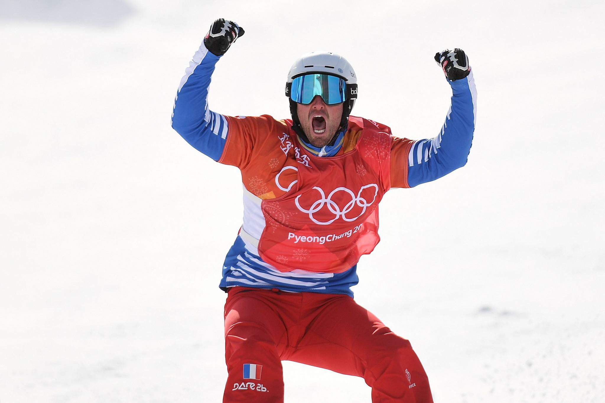 Double Olympic snowboard cross champion Vaultier announces retirement