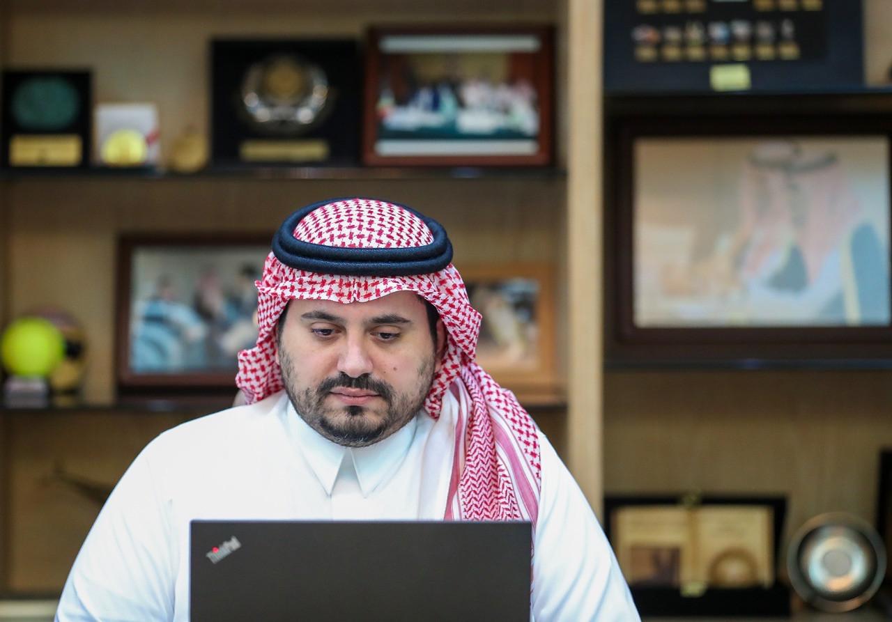 Riyadh 2030 director general Prince Fahd bin Jalawi bin Abdul Aziz said he was