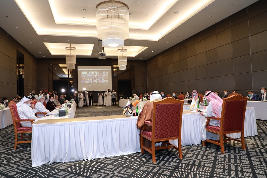 The OCA Executive Board backed Sheikh Ahmad's proposal to find a host city solution for the 2030 Asian Games ©OCA