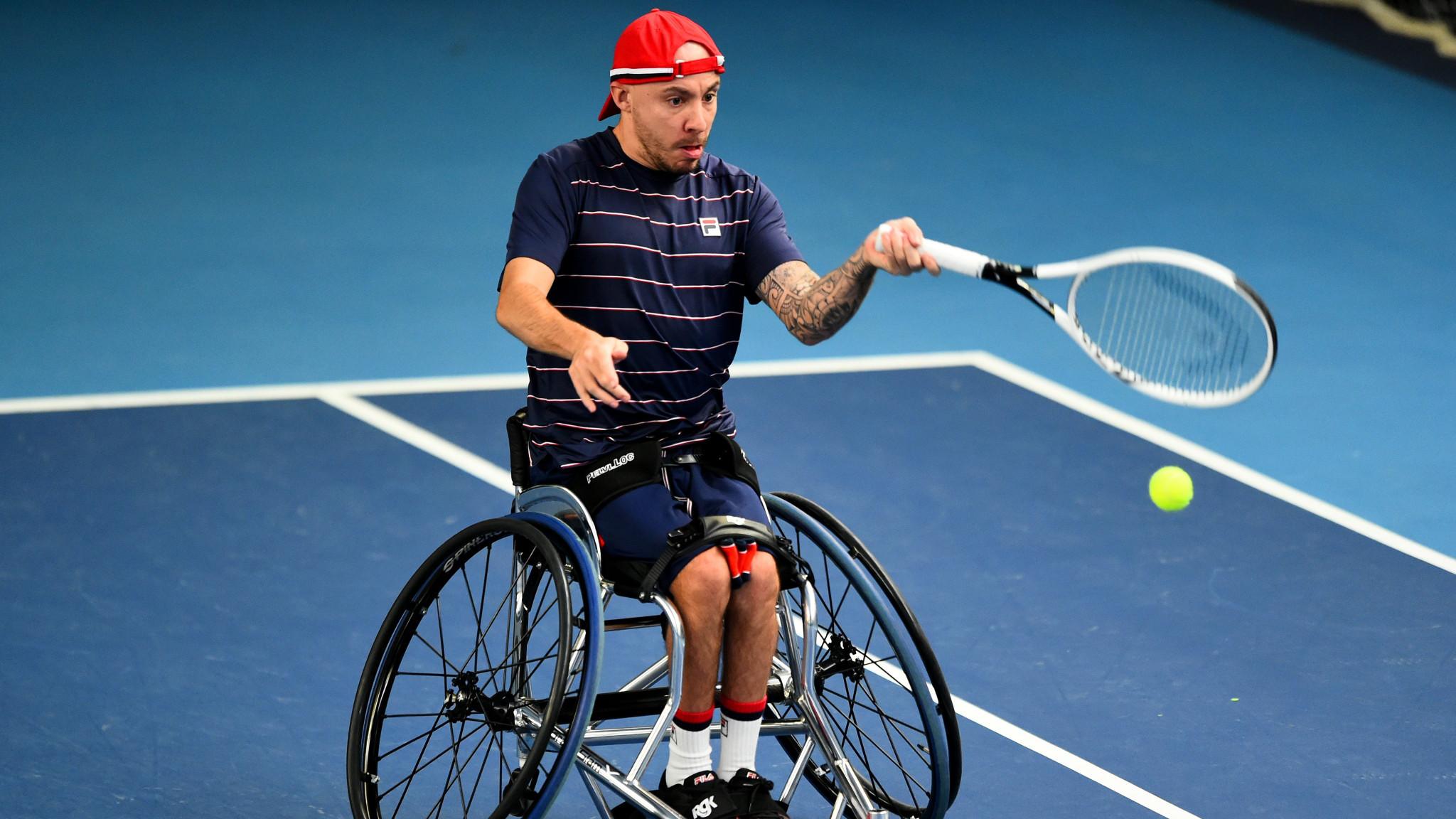 Grand Slam champions headline inaugural LTA Wheelchair Team Battle