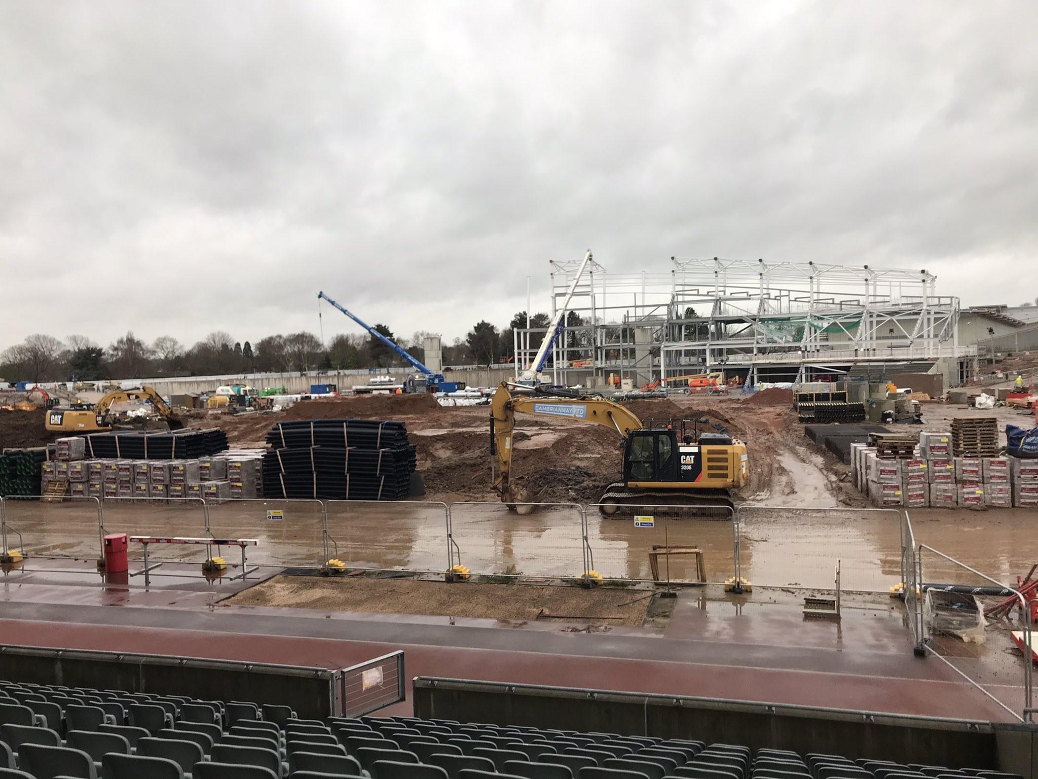 Alexander Stadium revamp on time and on budget, Birmingham 2022 chief boasts