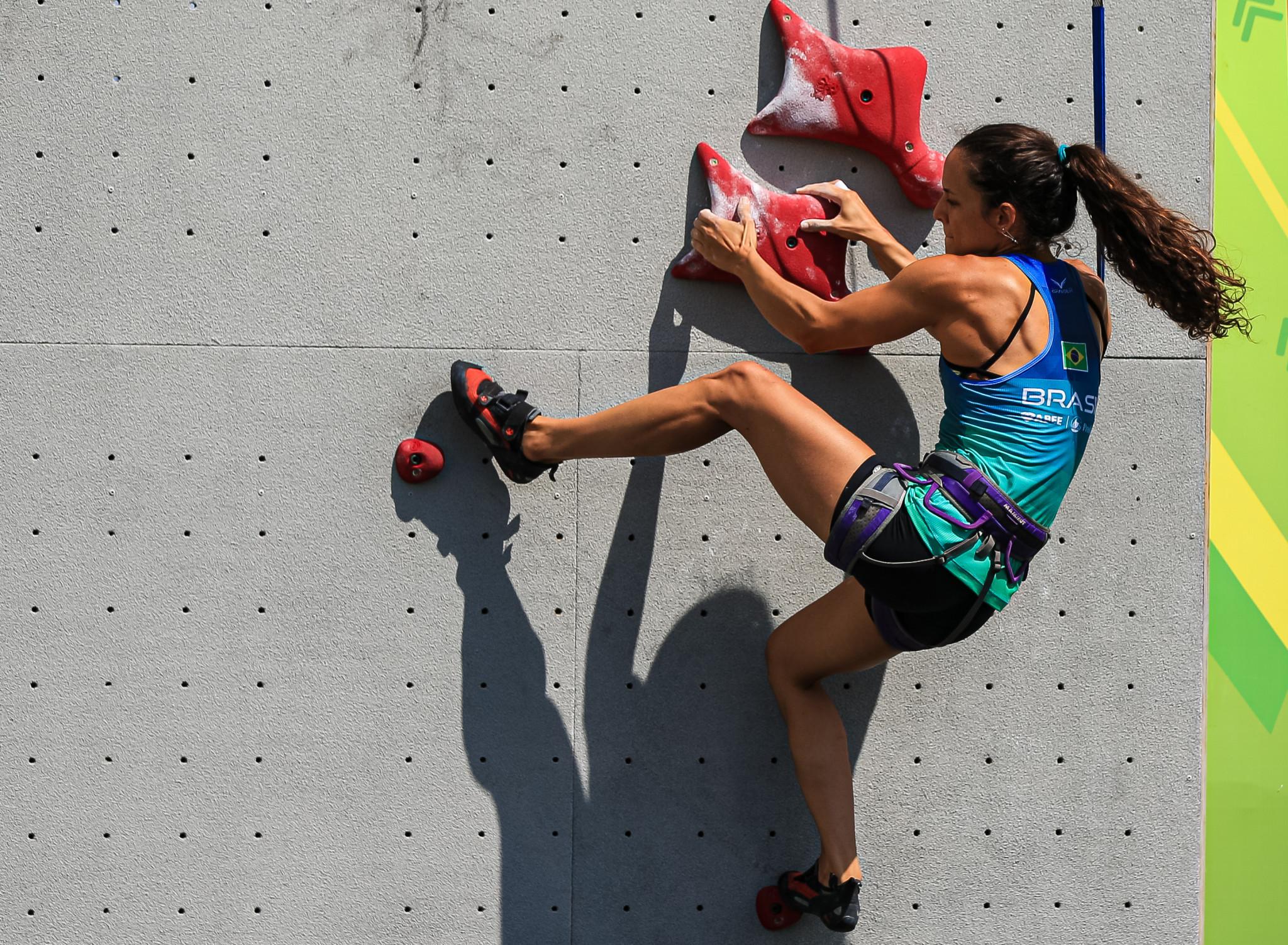 Sport climbing to make Pan American Games debut at Santiago 2023 as programme confirmed