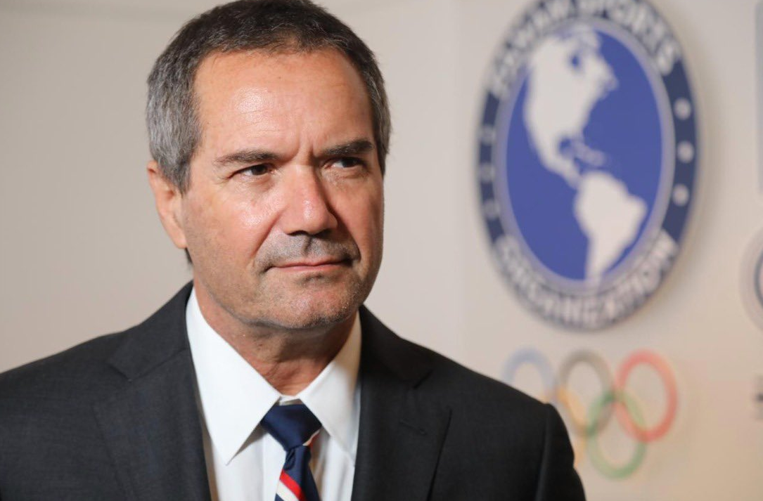 Ilic re-elected Panam Sports President unopposed at virtual General Assembly