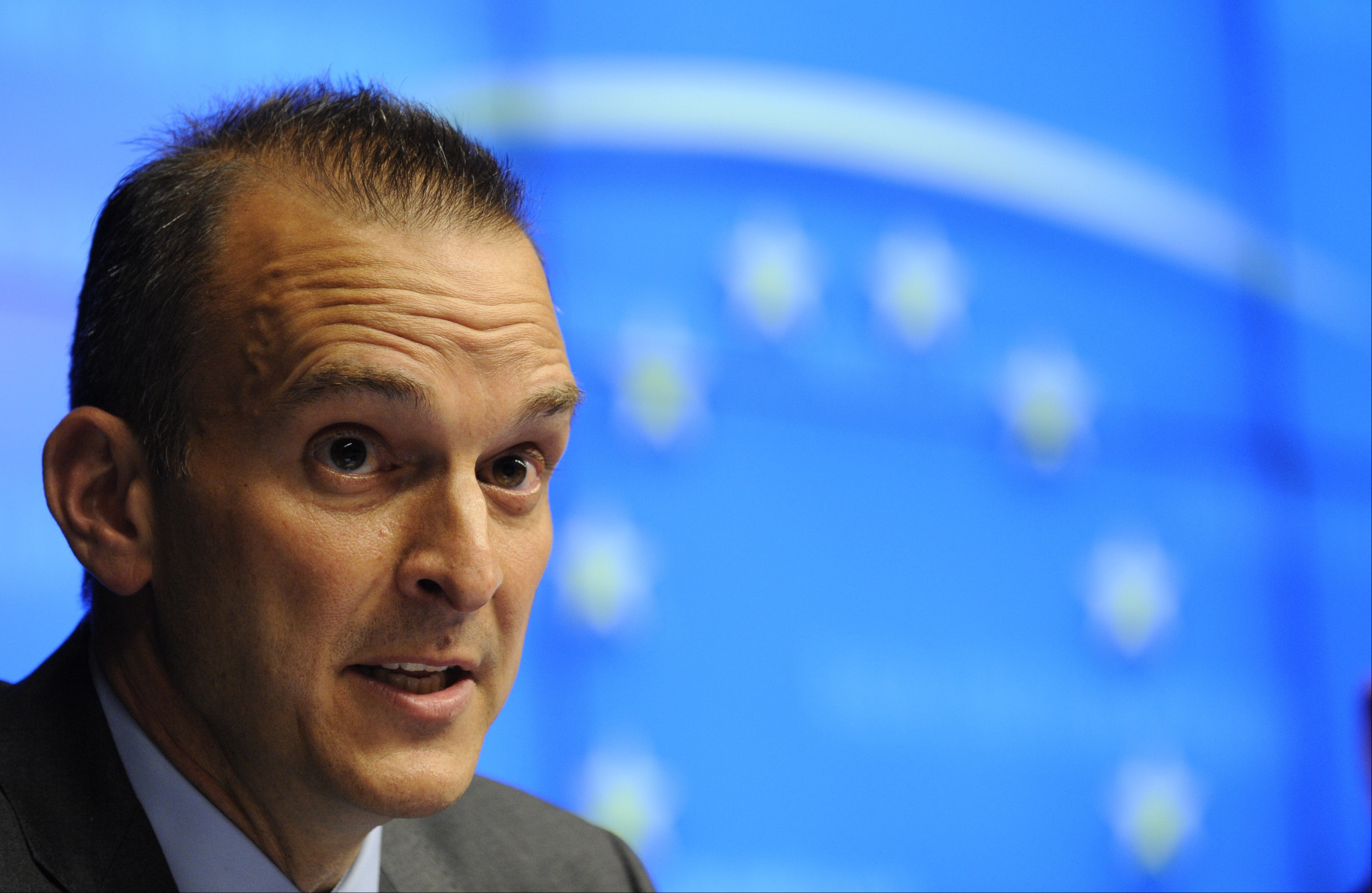 """USADA chief executive Travis Tygart has described the sanctions against Russia as a """"slap on the wrist"""" ©Getty Images"""