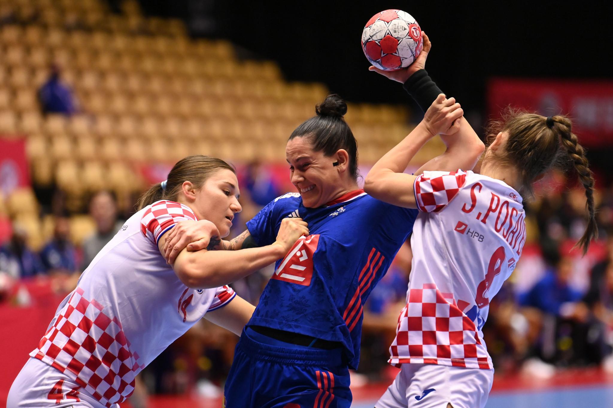 France and Norway reach European Women's Handball Championship final