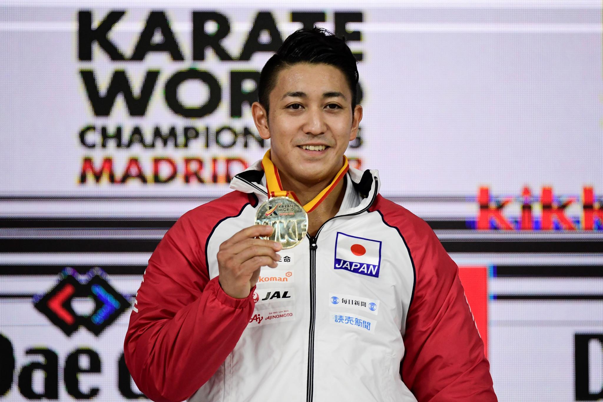 World champion Ryo Kiyuna has contracted coronavirus ©Getty Images