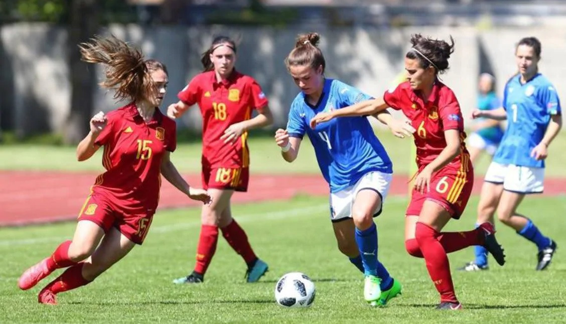 The women's under-17 Championship will not take place for the second straight year ©UEFA