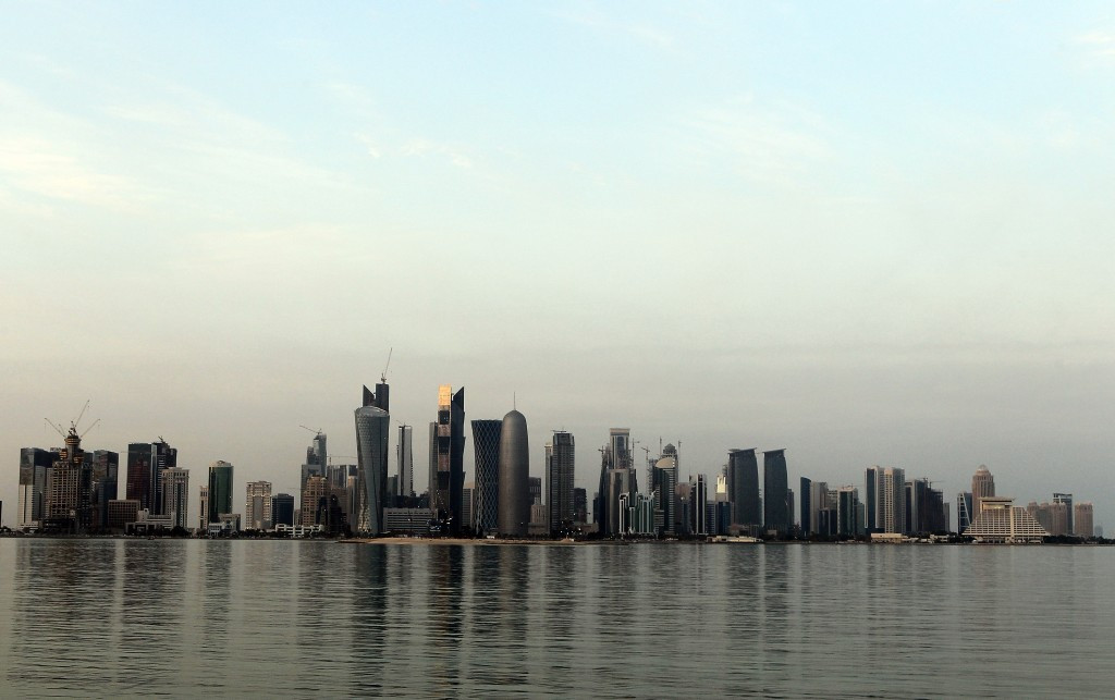 Doha was initially in the frame for the 2016 Olympics and Paralympics