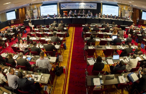 ICF Congress further postponed to October to allow delegates to attend in-person