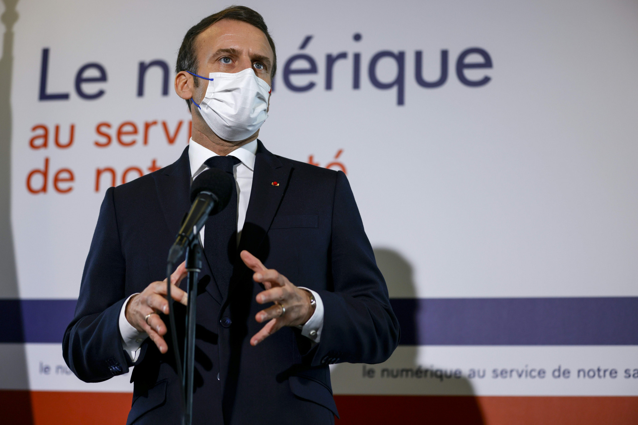 French President Emmanuel Macron is self-isolating after testing positive for COVID-19 as many countries in Europe struggle to contain the virus ©Getty Images