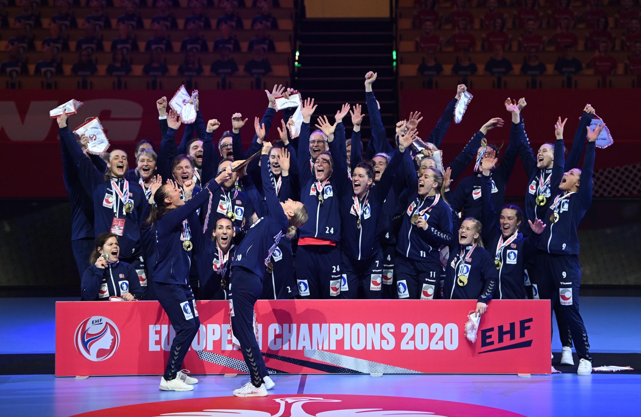 Norway edge defending champions France to win European Women's Handball Championship