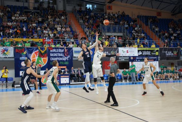 Heraklion in Greece has been awarded the 2023 World Deaf Basketball Championships ©DIBF