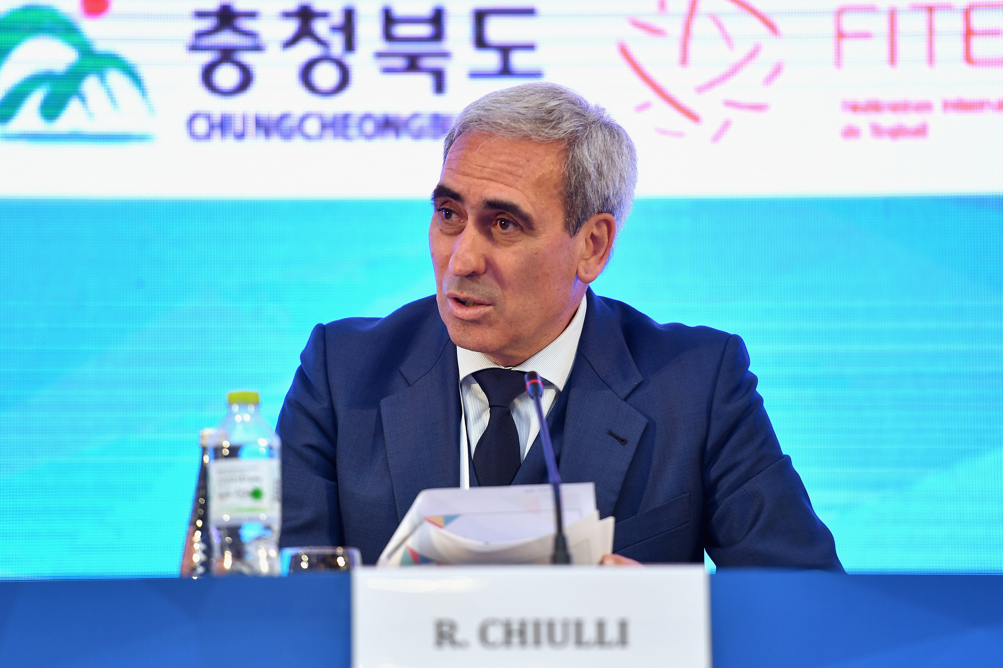 GAISF President Chiulli praises Tokyo 2020 as part of UN International Day of Friendship