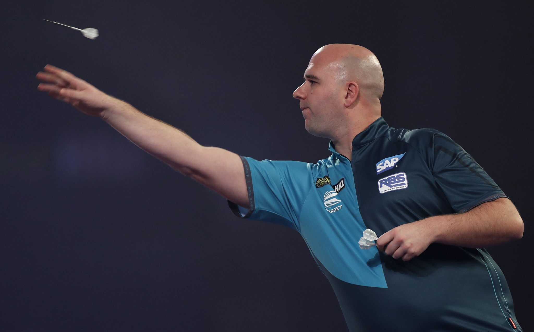 Former champions Cross and Lewis knocked out of PDC World Darts Championship