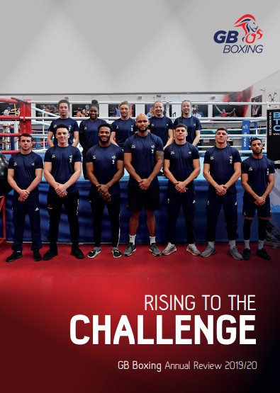 UK Sport chief executive Sally Munday praised GB Boxing in the organisation's annual review ©GB Boxing