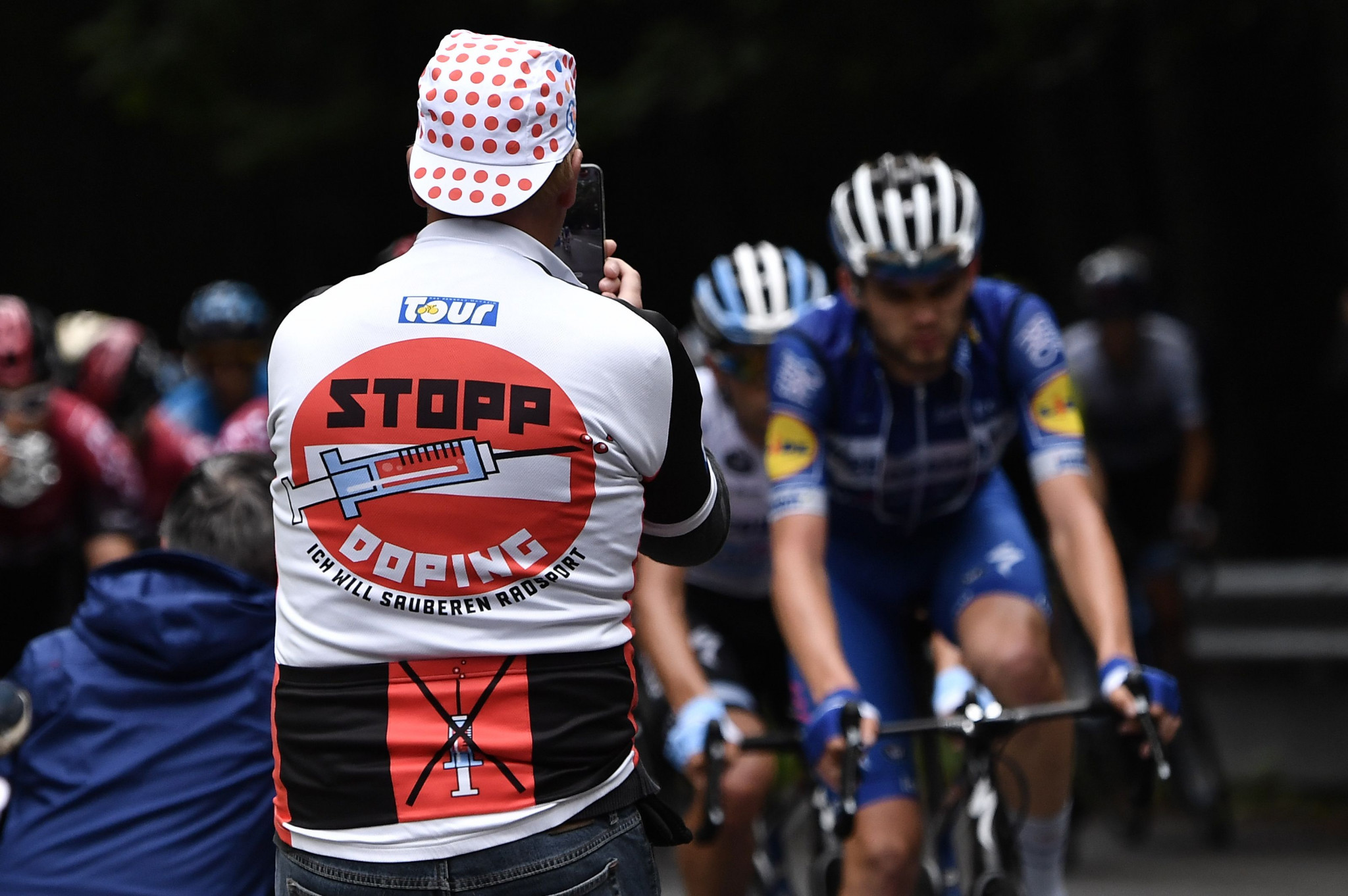 Most staff from the Cycling Anti-Doping Foundation have joined the International Testing Agency's new cycling unit ©CADF
