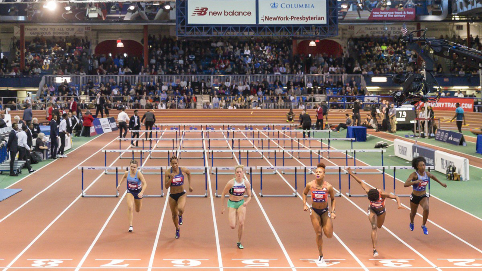 New York City's historic Millrose Games has been cancelled for 2021 ©NYRR