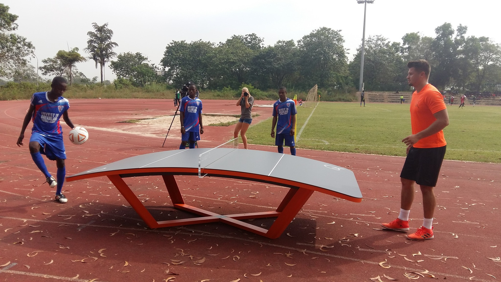Nigeria Olympic Committee grants full recognition to teqball, curling and bobsleigh and skeleton bodies
