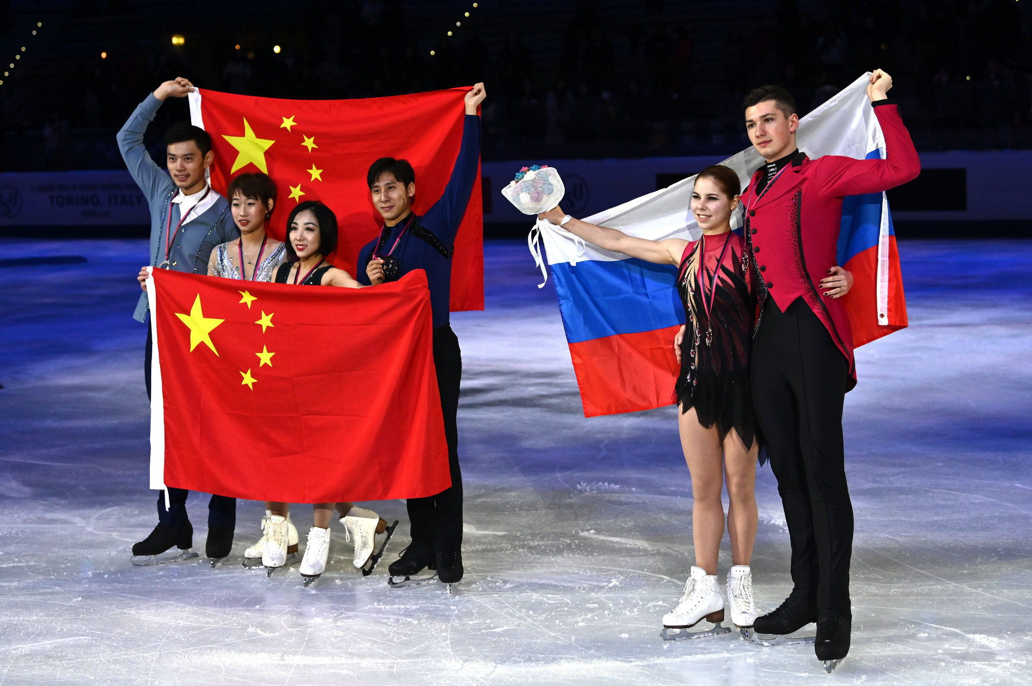 Russia and China to cooperate in sports development in 2022 and 2023