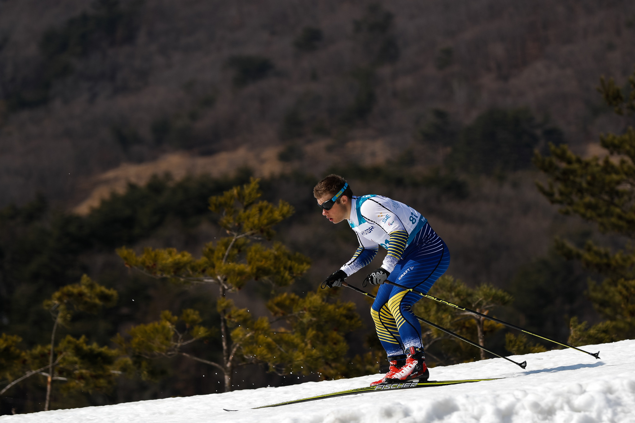 Bryntesson takes over as primary guide for five-time Paralympic medallist Modin
