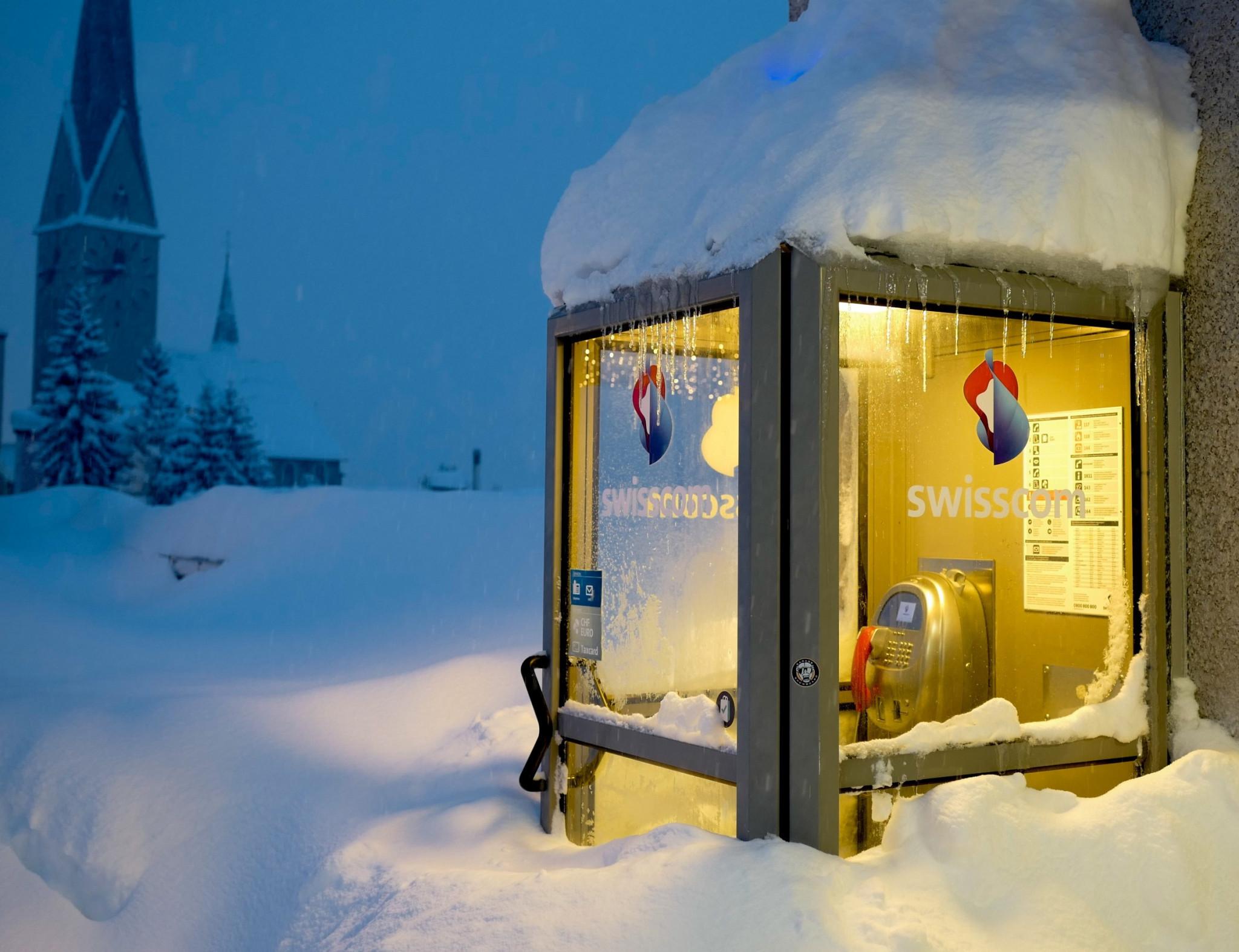Swisscom announced as Lucerne 2021 official technology partner