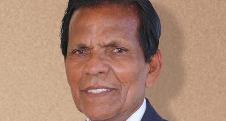 FASANOC pay tribute to former FIFA referee Naicker