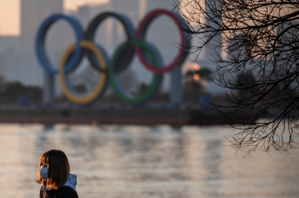 Japanese athletes will have to quarantine when arriving from a country where cases of the new variant have been reported ©Getty Images