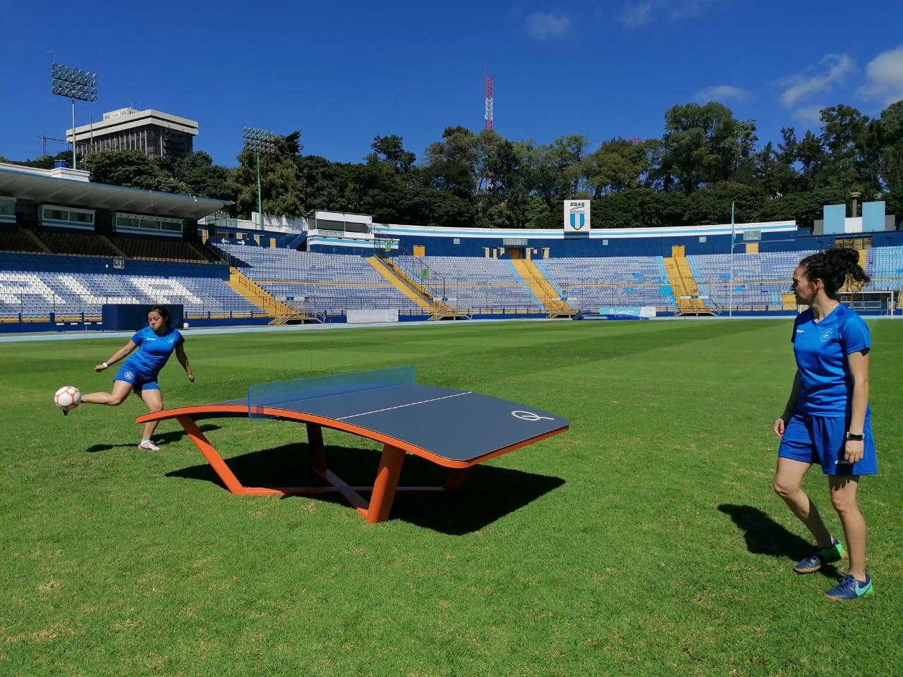 Guatemala Teqball Tour set for April kick-off