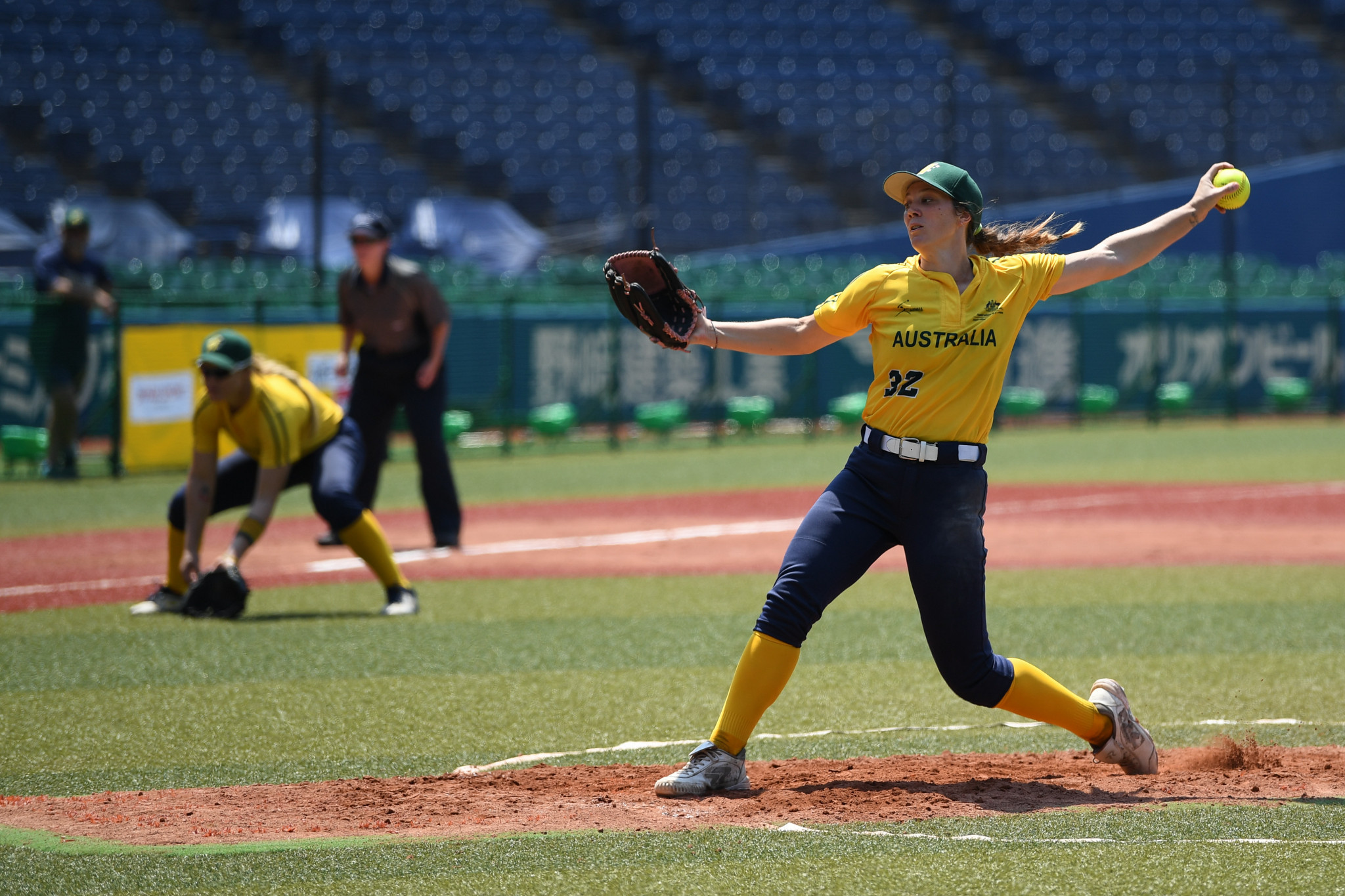 Softball is set to make its return at the Olympics after being dropped from the programme following Beijing 2008 ©Getty Images