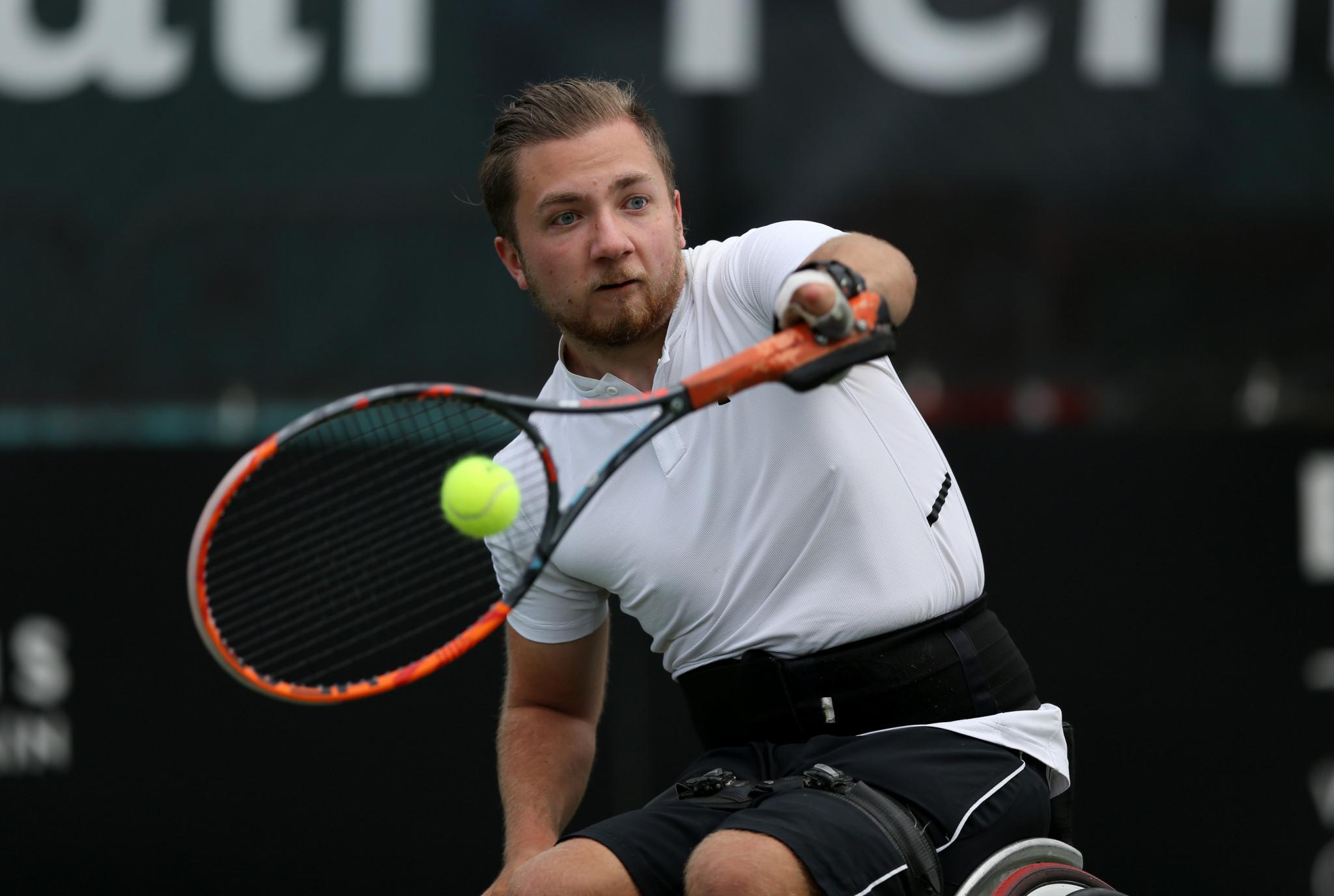 Schröder among four new faces joining ITF Wheelchair Tennis Player Council
