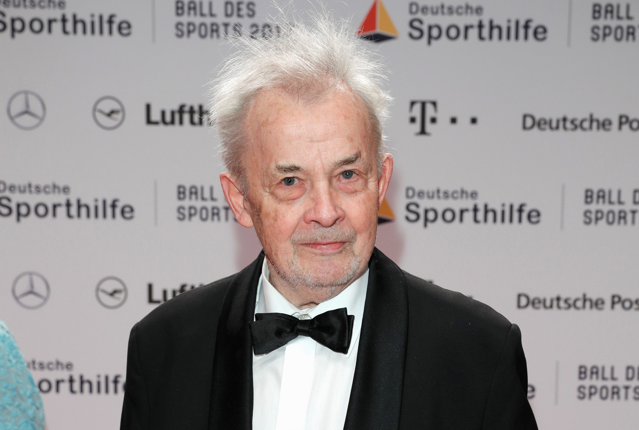 Walther Tröger has died aged 91 ©Getty Images
