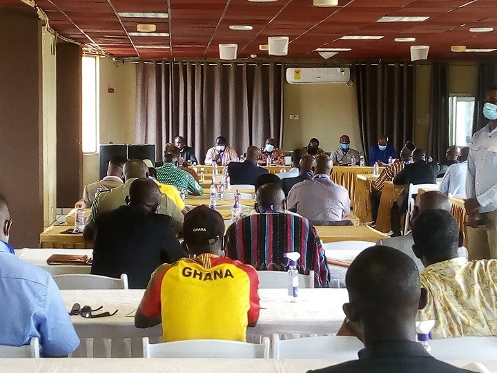 The Ghana Olympic Committee held its AGM in Accra ©GOC/Facebook