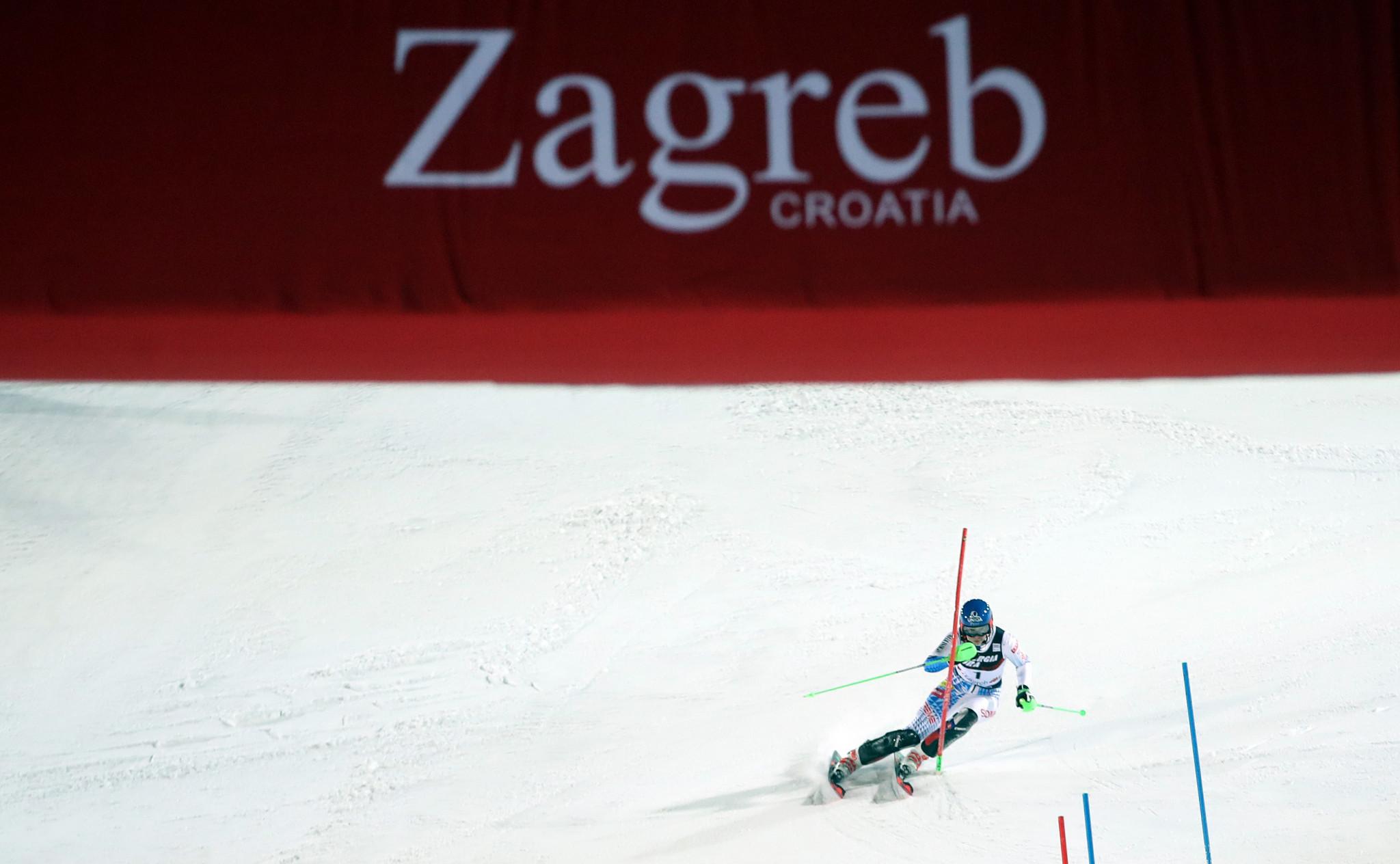FIS Alpine Ski World Cup event in Zagreb to take place despite recent earthquake