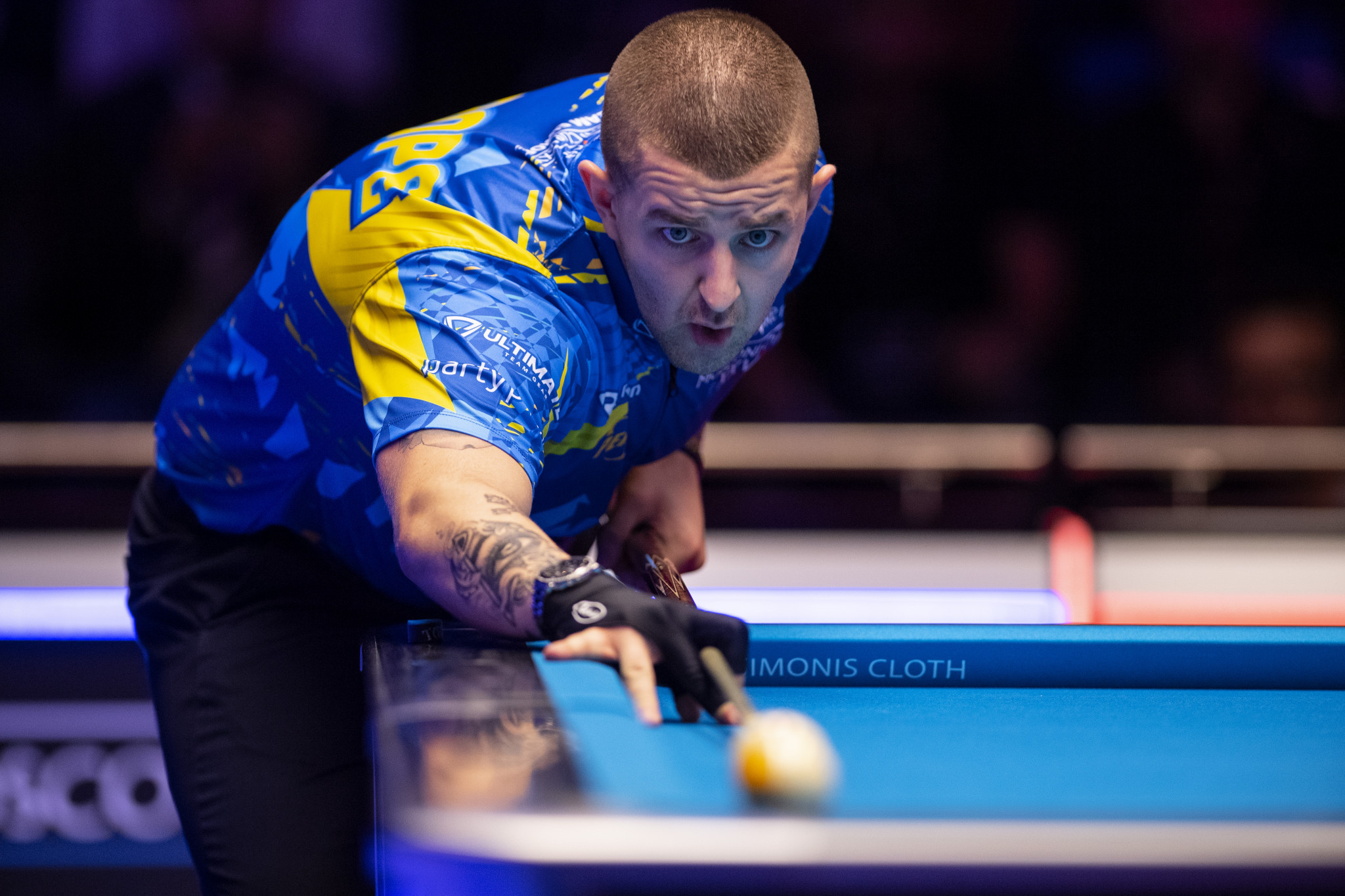 Scottish pool player Jayson Shaw named World Games Athlete of the Month for December