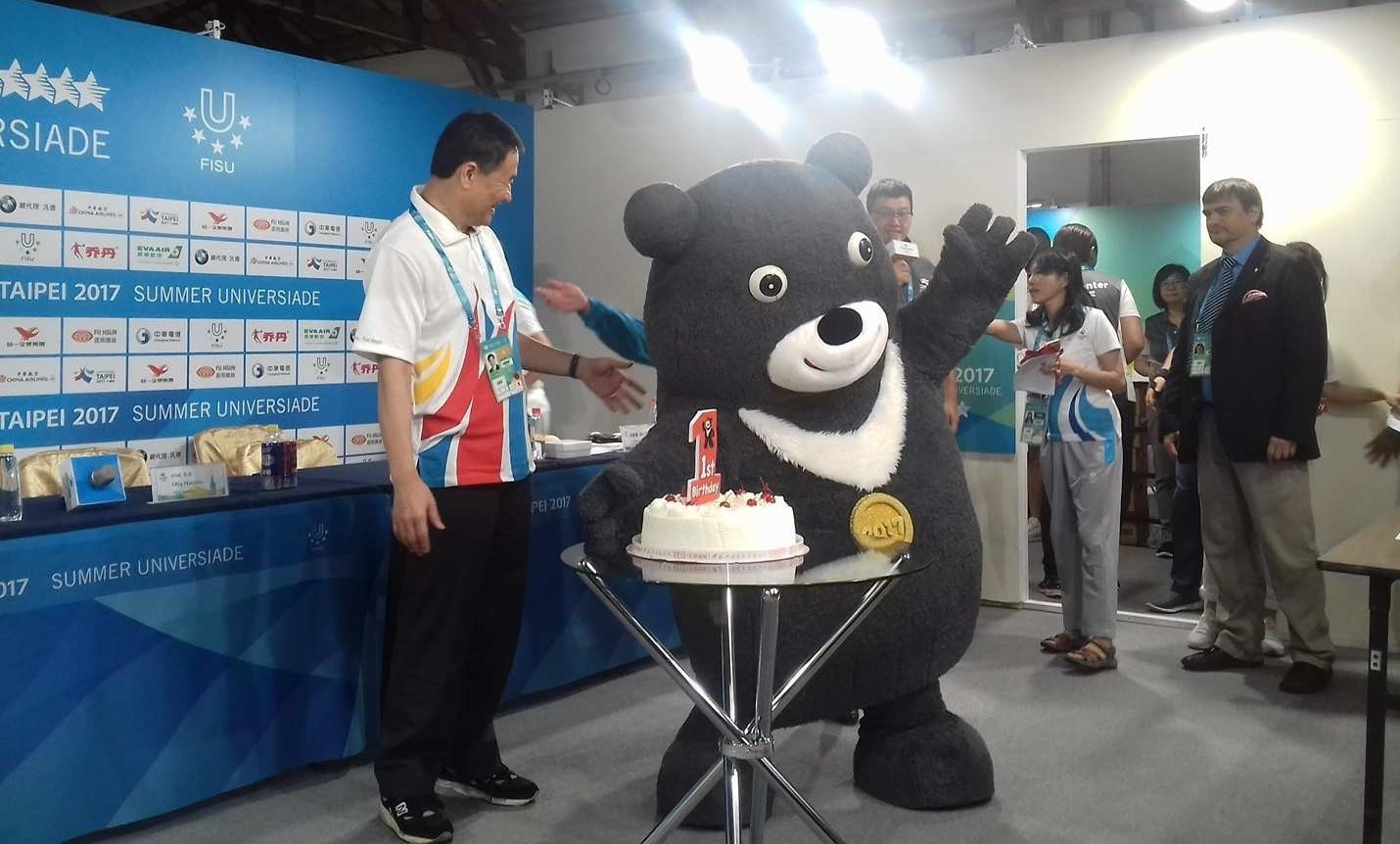 Taipei 2017's Bravo wins FISU mascot contest