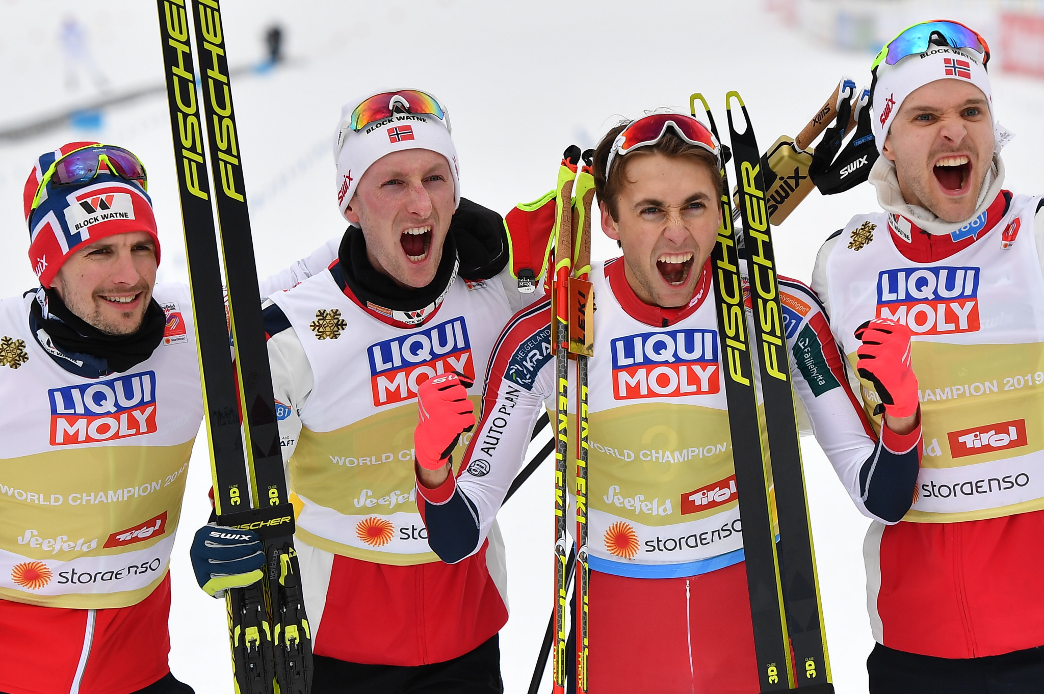 """Russian cross-country skiing chief slams """"disrespectful"""" Norway for skipping Tour de Ski"""