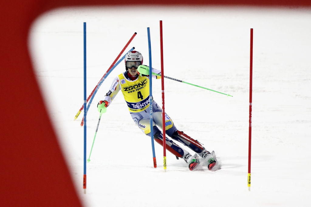 Kristoffersen aims for second straight slalom win at FIS Alpine Ski World Cup