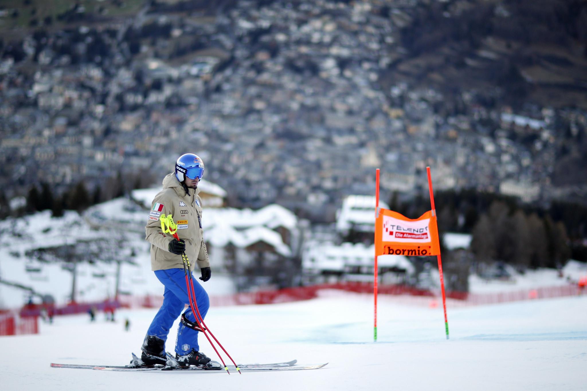 FISI President critical of Bormio's lack of progress over 2026 Winter Olympics upgrades