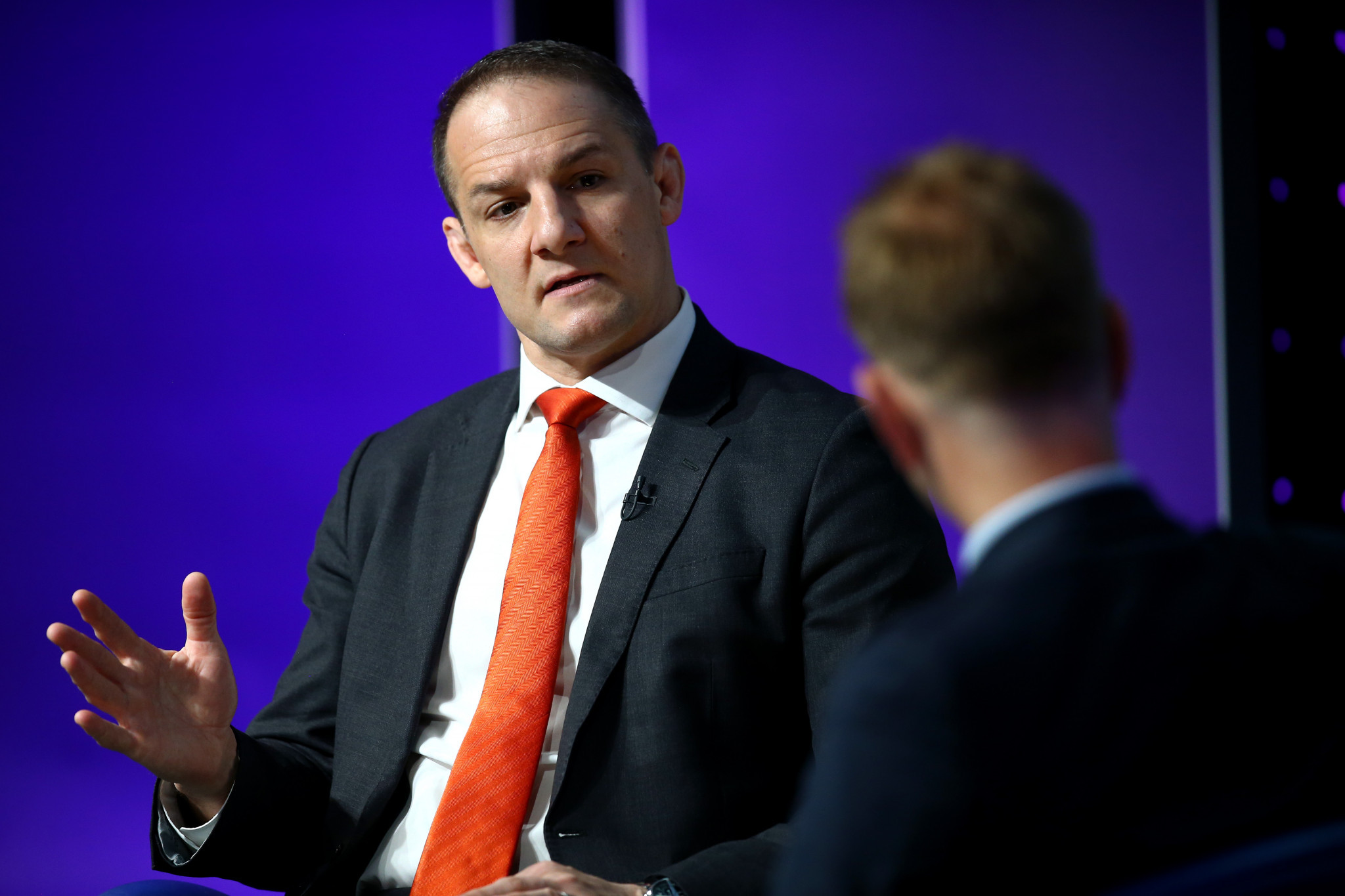 CGF chief executive David Grevemberg is in favour of athletes showing their support to causes such as the Black Lives Matter movement ©Getty Images