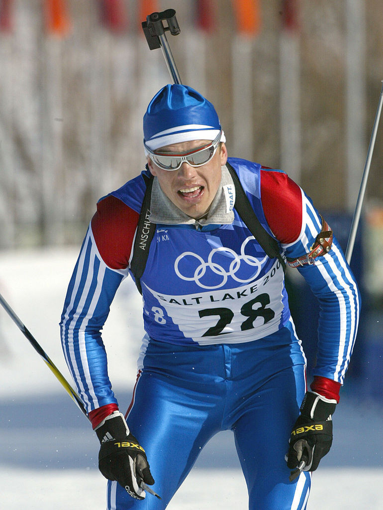 RBU President Viktor Maigourov has offered an explanation for the withdrawal of athletes from a junior biathlon event ©Getty Images