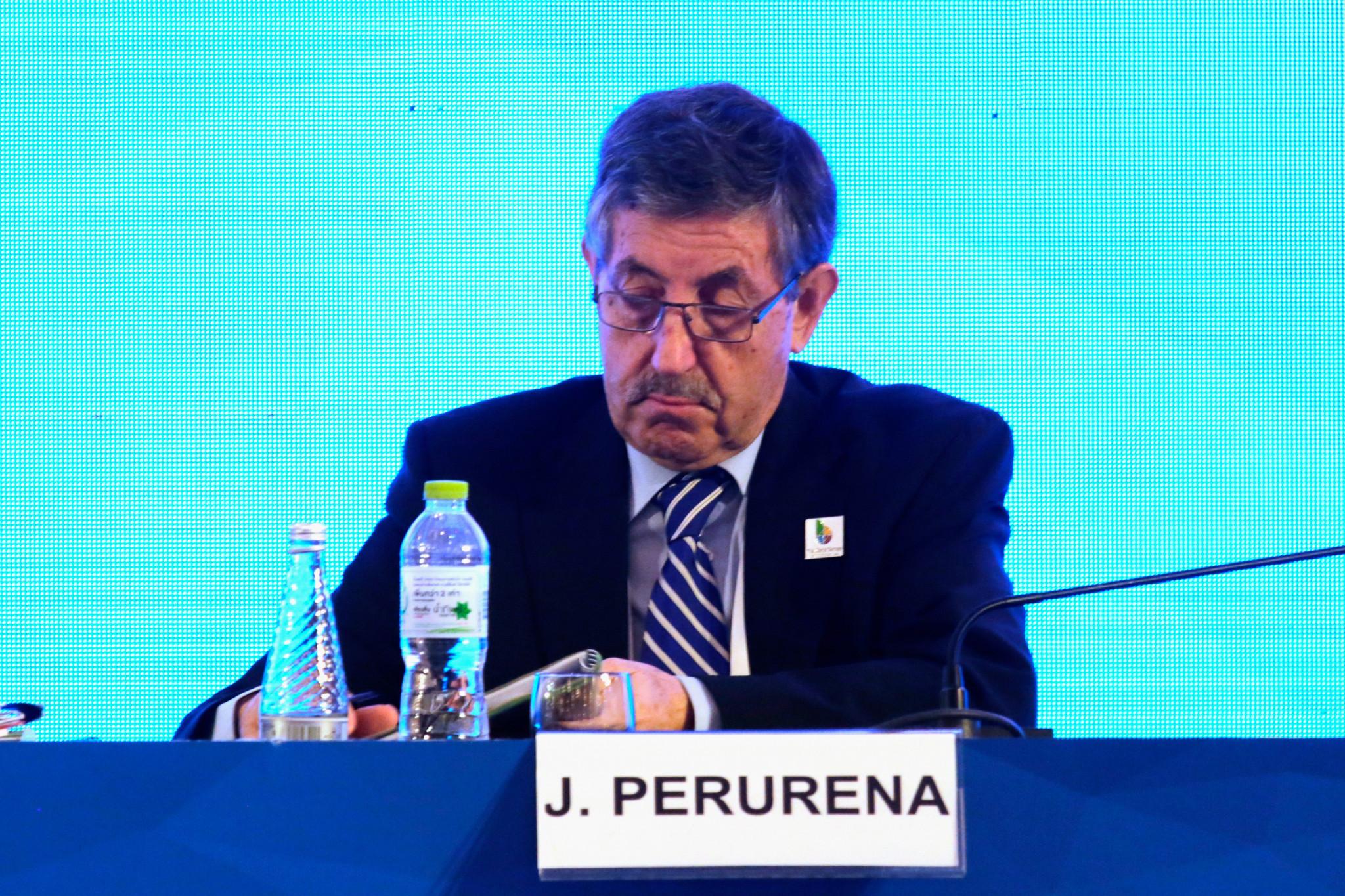 "ICF President Perurena promises ""show like never before"" in 2021"