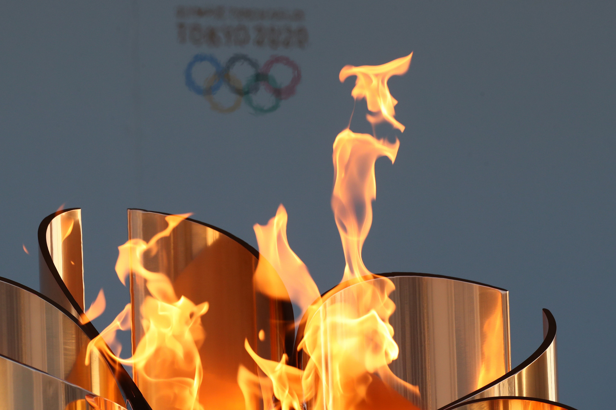 Japan has postponed the tour of the Tokyo 2020 Torches due to the COVID-19 pandemic ©Getty Images