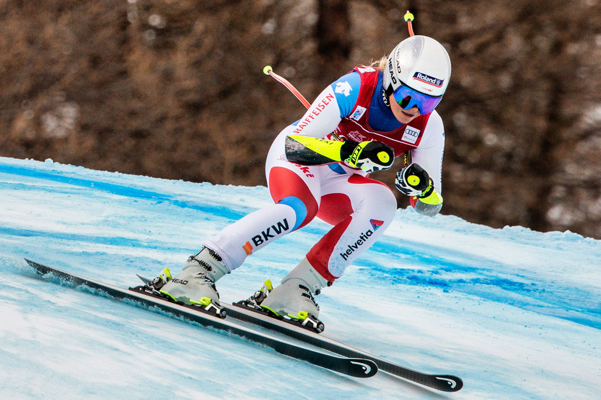 Goggia and Suter among contenders in downhill races at Alpine World Cup in St Anton