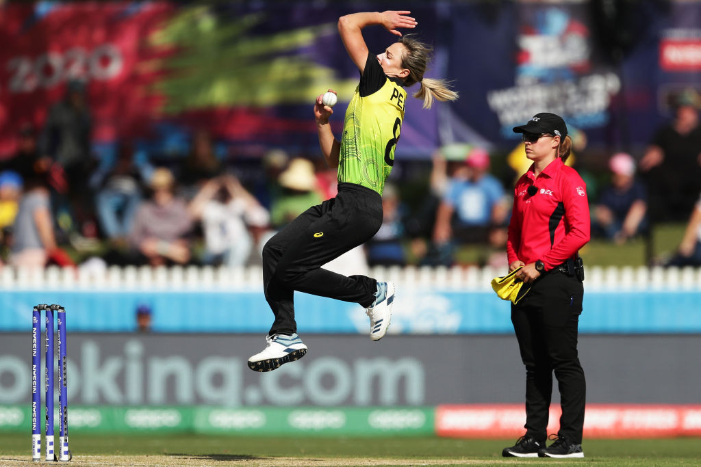 Australia's Ellyse Perry swept the top-level prizes for women's cricket ©Getty Images