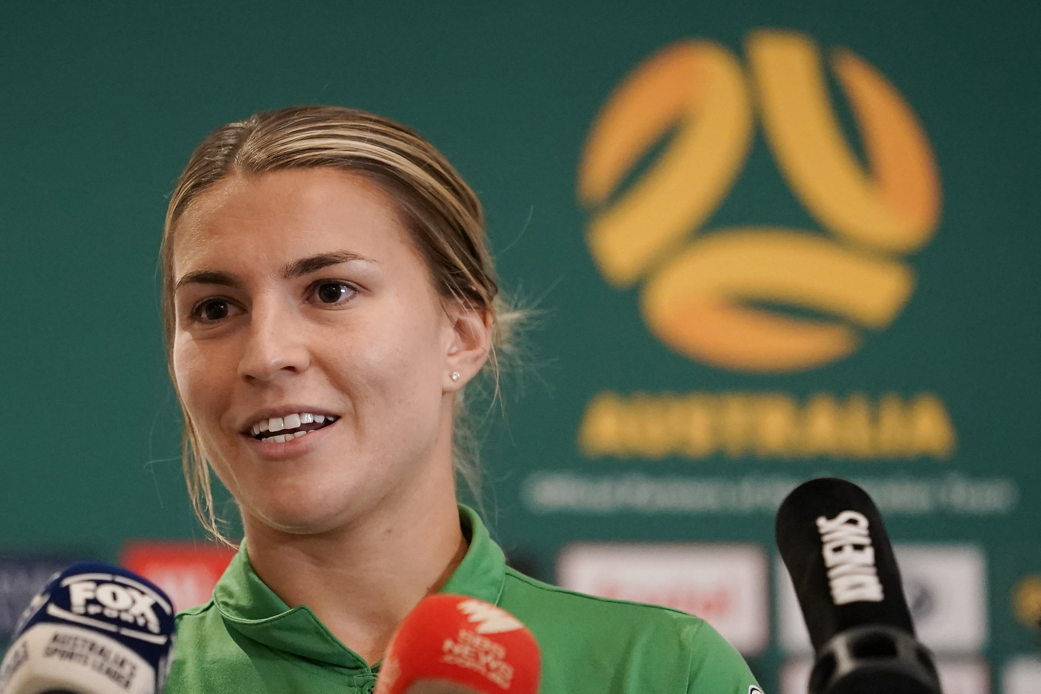 """Steph Catley described holding the Olympic Games this year in Tokyo as """"unthinkable"""" ©Getty Images"""
