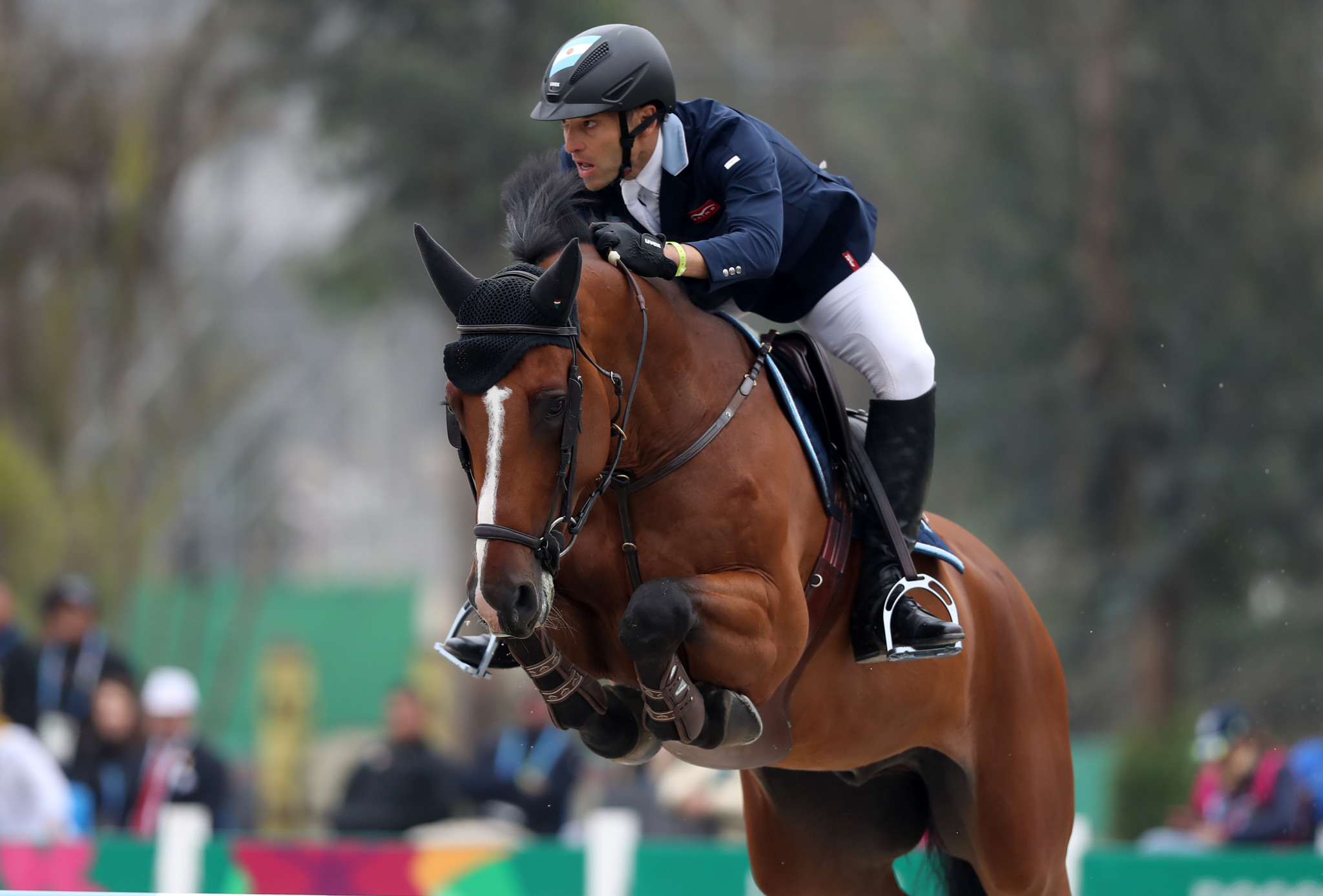 The ruling confirms Argentina's place in the team jumping event at Tokyo 2020 ©Getty Images